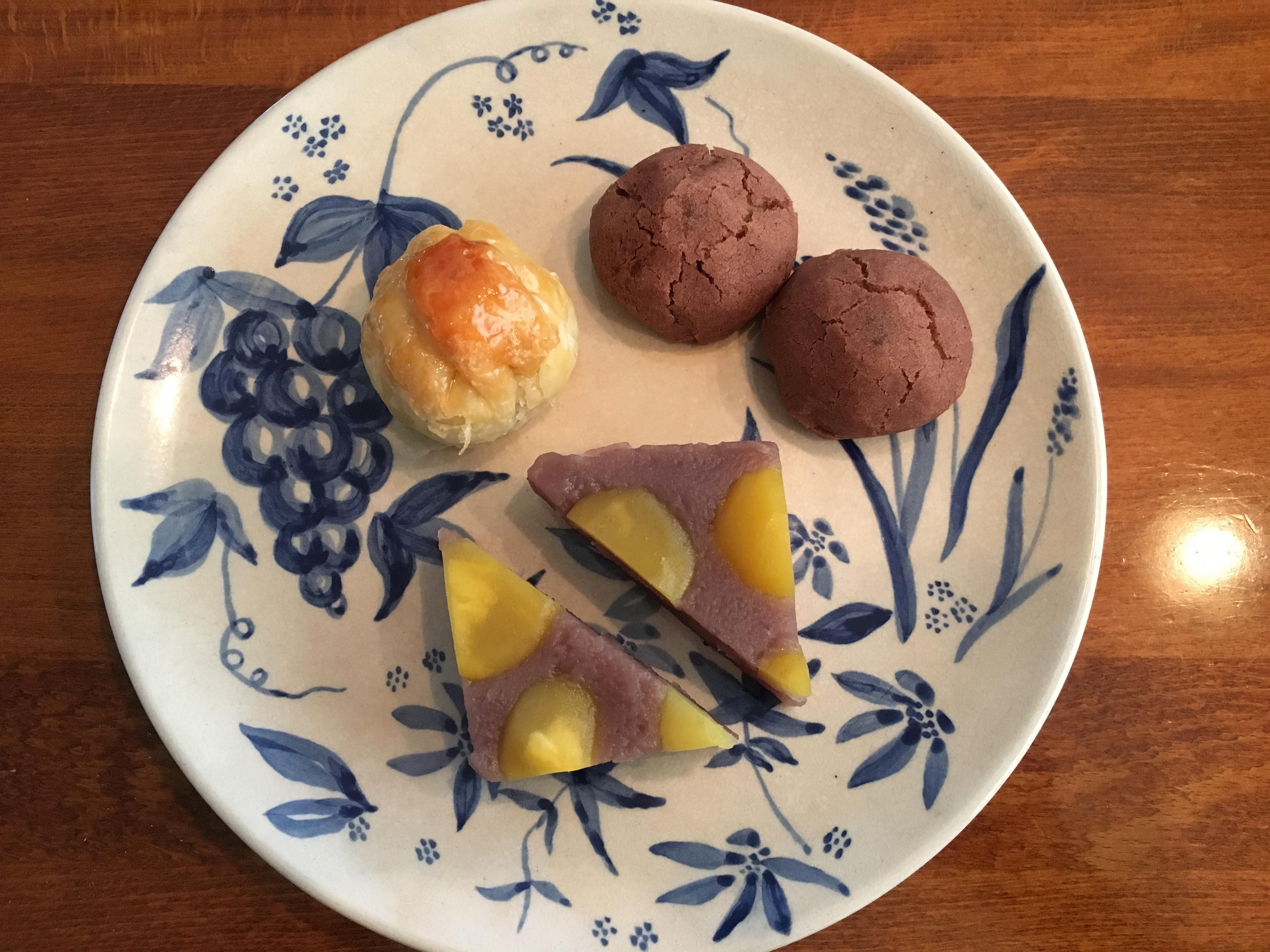 奈良にある人気和菓子店「花仙堂」の栗和菓子を3種類を実食!おすすめは?