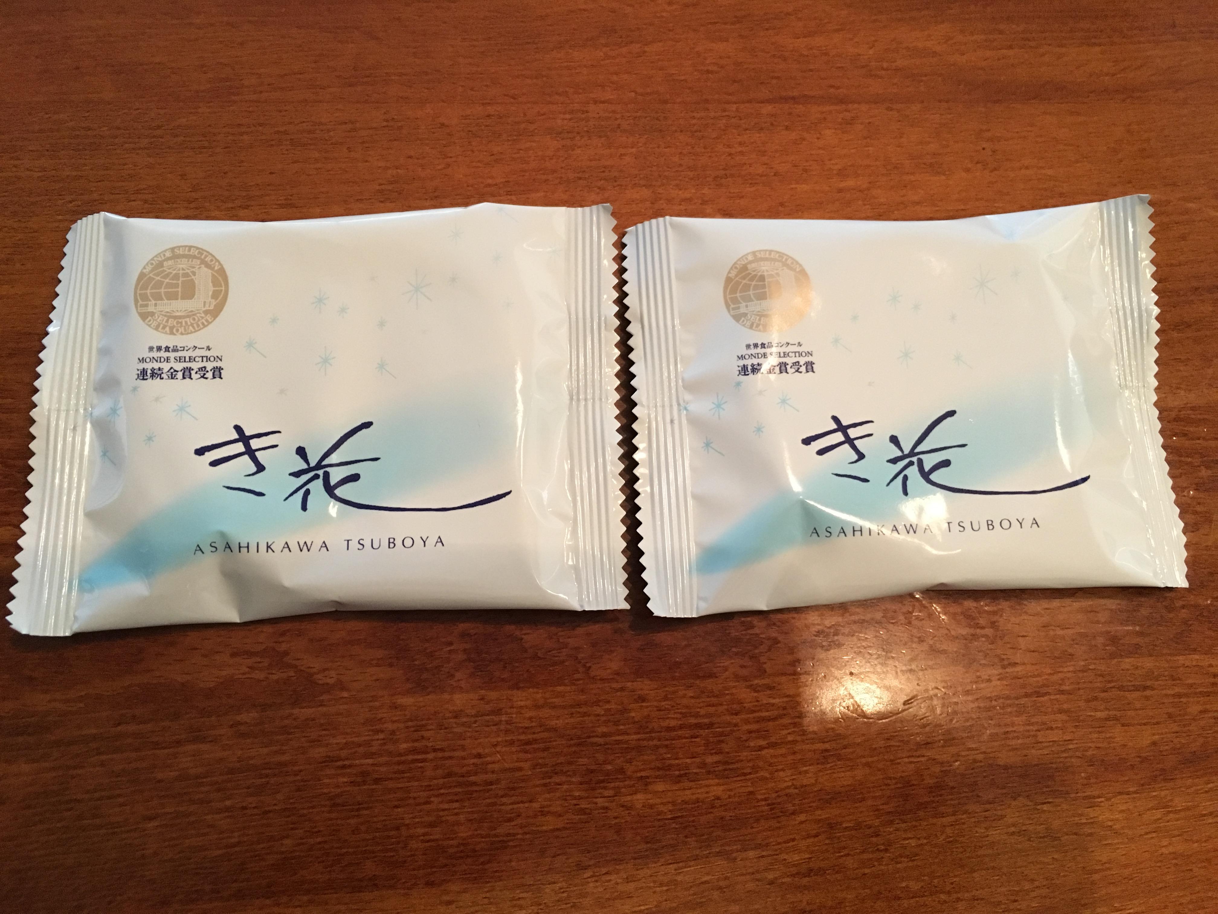 北海道にある壺屋総本店のき花と有名な白い恋人を比較。主な違いは?