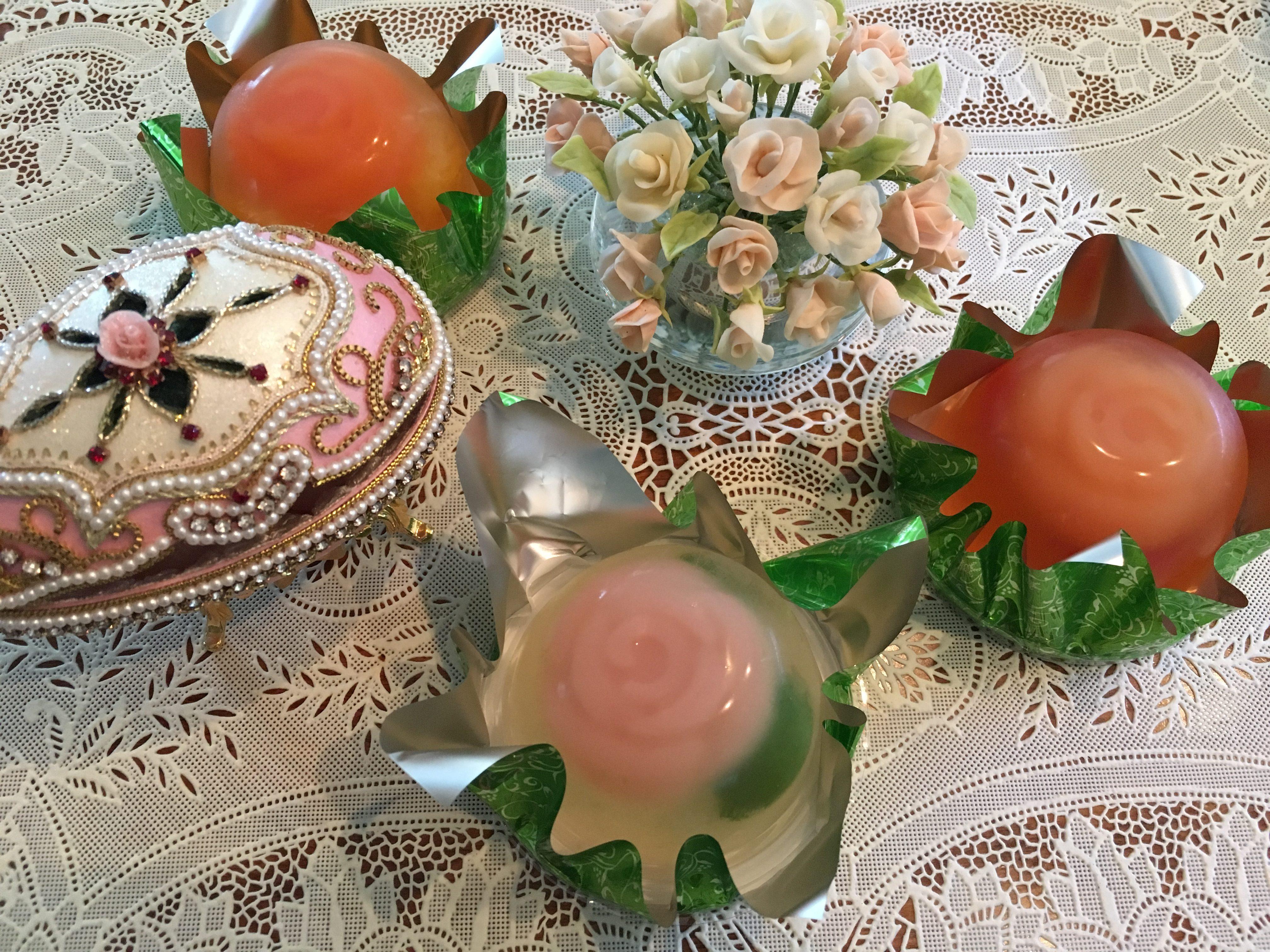 まさに食べる宝石!鹿鳴館のローズジュエルの美しさと美味さにうっとり!