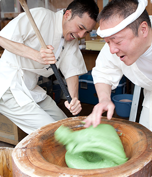 奈良にある中谷堂のよもぎ餅を実食!気になる料金と味を紹介!