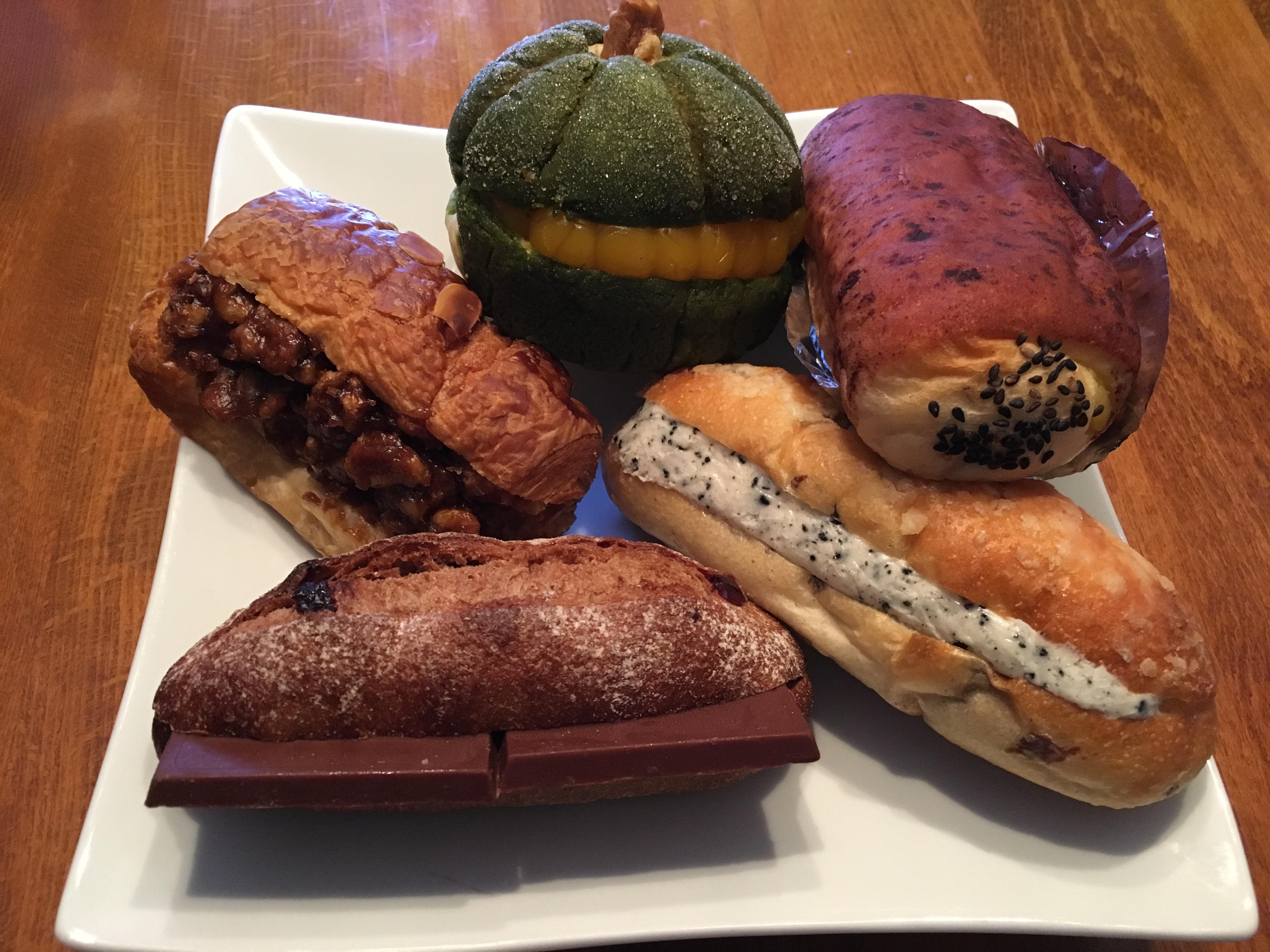 生駒駅の手作りパン「ウーの森の菓子パン」がとても可愛らしく美味しい!