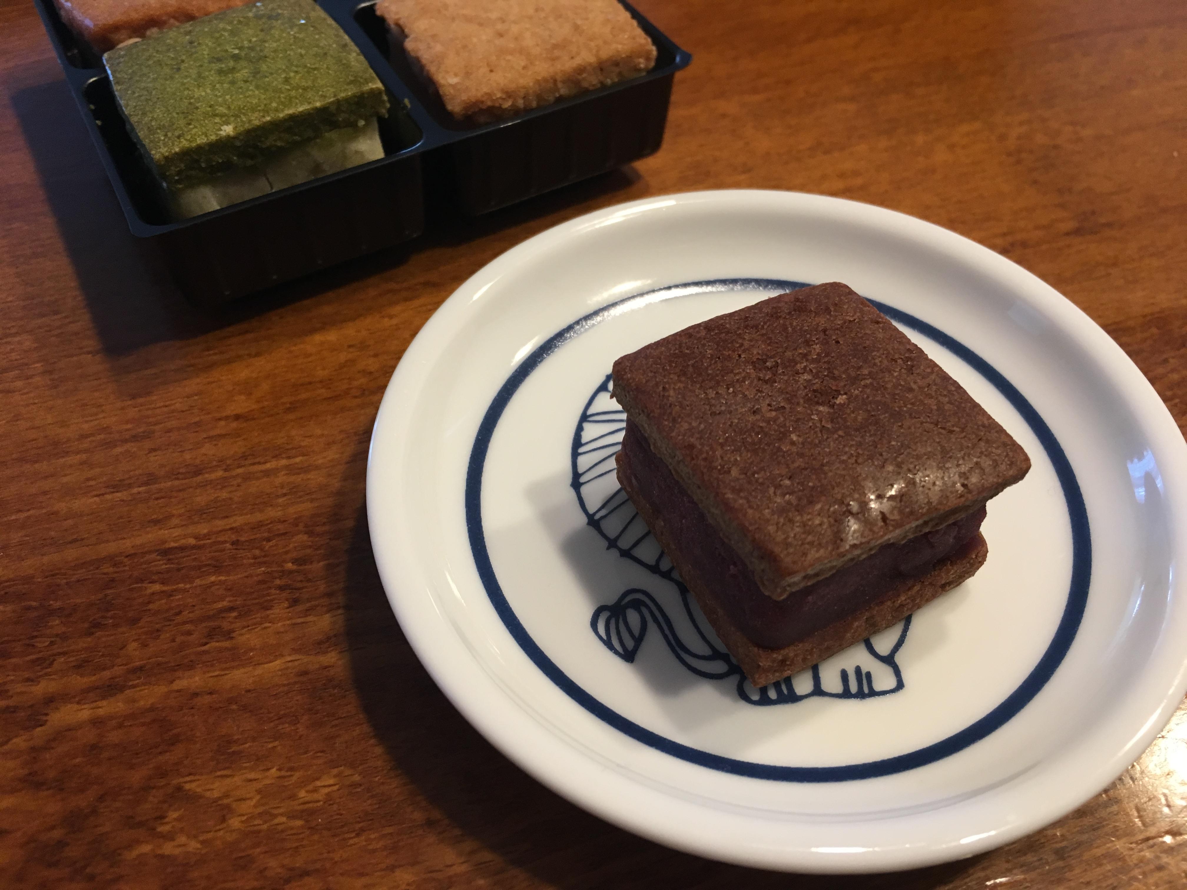 【京都】うめぞの茶房のAngasane(あんがさね)を実食レビュー!