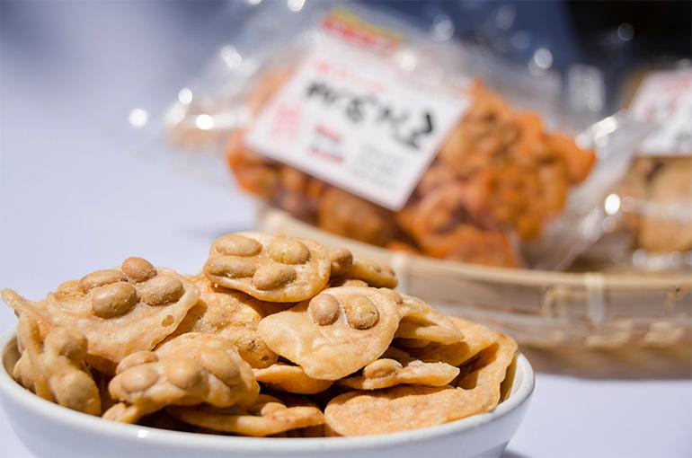 新潟の銘菓「豆天」の素朴な美味しさを味わう!食べてみた感想。