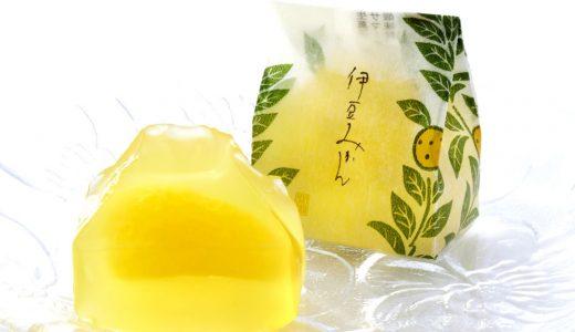 【静岡】菓子舗間瀬のおすすめスイーツと伊豆みかんゼリーを実食した感想